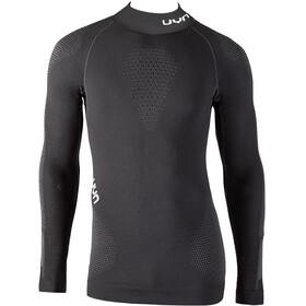 UYN Ambityon UW LS Turtle Neck Shirt Men Blackboard/Black/White